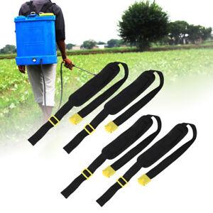 Adjustable Sprayer Strap Backpack Sprayer Shoulder Strap Gardening Strap Black