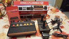 Atari Flashback 2 Black Plug&Play TV Game (NTSC)