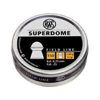 Umarex USA Superdome Field Line Air Gun Pellets .25 Caliber 150/Pack 2317380