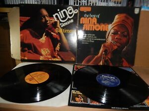 Nina Simone - The Best Of & Baltimore (2 x LP)