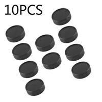 10x Plastic Cap For Camera Lens Rear Cap For Minolta SR MD MC Mount Lens Cover