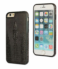 Synthetic Leather Mobile Phone 3D Cases for Apple