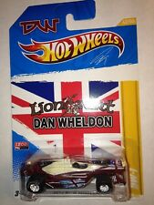 2012 Hot Wheels Dan Wheldon LionHeart New Models DW-1 with real riders