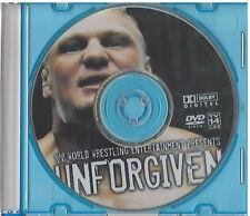 WWE - Unforgiven 2002 - (DVD, 2002) {2607}