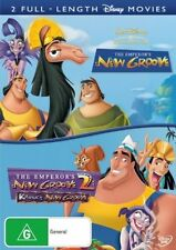 The Emperor's New Groove / The Emperor's New Groove 2: Kronk's New Groove (DVD)
