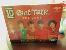 NIB One Direction 1D Girl Talk The Game Be The First to Make It Backstage!  HTF!