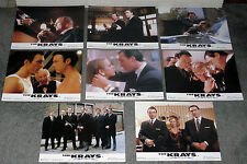 THE KRAYS color 1990 foh lobby set GARY & MARTIN KEMP/SPANDAU BALLET orig rare