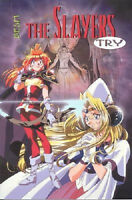 BESM THE SLAYERS: TRY - Anime Roleplaying Rpg Sourcebook  - Book #3
