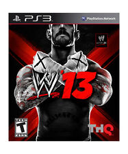 Wwe 13 PLAYSTATION 3 (PS3) Sports (Video Game)