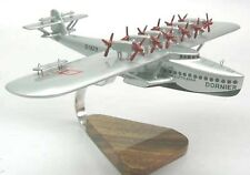 Dornier Do-X Seaplane Flying Boat Airplane Desk Wood Model SMALL Free Shipping