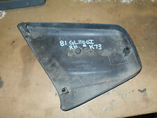 honda gl1100 goldwing 1100 rh right frame side cover panel interstate 1980 81 82