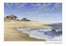 Seascape Art Print - Hampton Beach 24 x 34 - Daniel Pollera - New!