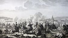 Mort du prince Louis de Prusse BATAILLE SAALFELD Couché / Swebach-Desfontaines
