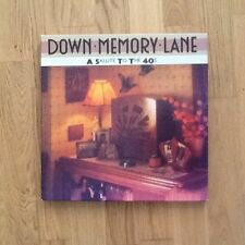 "Down Memory Lane; A Salute To The 40's-UK-Ex Cond - (8x12"" Vinyl LP Box Set)"