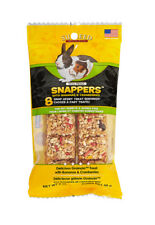 (3 Pack) SunSeed Vita Prima Rabbits and Guinea Treats 2 oz