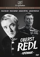 Oberst Redl - Spionage (Oskar Werner, Ewald Balser, Barbara Rütting) DVD NEU+OVP