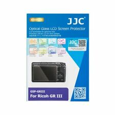 JJC GSP-GRIII 0.3mm Optical Glass LCD Screen Cover Protector for Ricoh GR III