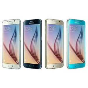 Samsung Galaxy S6 G920F (Europe) 32GB 3GB RAM Unlocked Smartphone Original