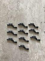 10 Custom Waffen für LEGO Star Wars Minifiguren EE-3 Blaster von Boba Fett Clone