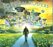 JORDAN RUDESS - THE ROAD HOME - CD (NUOVO SIGILLATO) DIGIPACK