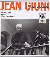 2 LPs JEAN GIONO ENTRETIENS AVEC JEAN CARRIERE