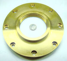 US NAVY SHIP MINE SWEEP SYS 3134720 NOS BEARING RETAINER BRASS 5.618 OD 2.530 ID