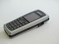 Nokia 6230 Handy Graphite, ungetestet / defekt