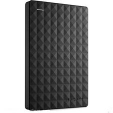 "Seagate 2 TB Expansion (STEA2000400) External Hard Disk 2.5"" USB 3.0/2.0 HDD..."