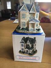 "Harmony Grove 1994 Miniature Village ""The May-Turnbull House"""