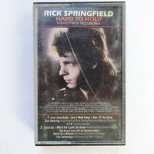 Rick Springfield Hard To Hold Soundtrack (Cassette)