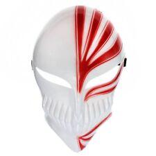 Halloween Props Bleach Cosplay Ichigo Kurosaki Bankai Masque de partie de m G5O8
