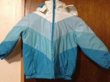 Sesame Street Kid's Blue Jacket Size 24M Solid Jacket PVC Material