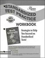 Glencoe World Geography, Standardized Test Practice, Paperback by McGraw-Hill...