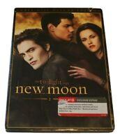The Twilight Saga: New Moon (DVD) 3 Disc Deluxe Edition