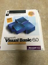 Microsoft Visual Basic 6.0 Learning Edition with VB 6 Standard Edition