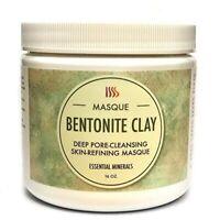 100% Organic Pureactivated bentonite clay (NO ADDITIVES) Second Nature