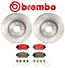 NEW Brembo Front Disc Brake Rotors Ceramic Pads Kit for Lexus GS300 GS430 IS300