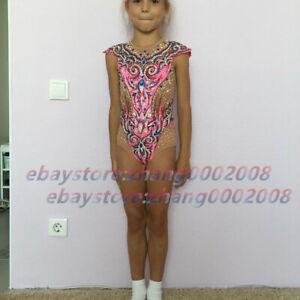 Acrobatic rhythmic gymnastics leotard.Rock'n'Roll baton twirling dance costume