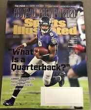 SPORTS ILLUSTRATED NFL Football Preview 2020