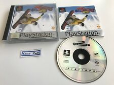 Cool Boarders 2 - Platinum - Sony PlayStation PS1 - PAL EUR - Avec Notice