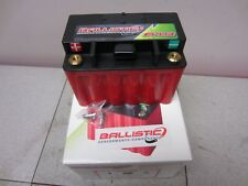 Ballistic EVO3 Lightweight Lithium-Ion Battery 12 Cell   1198 1098 ducati yamaha