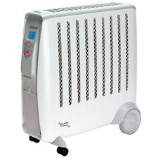 DIMPLEX Cadiz Eco 2KW Electric Oil Free Radiator with Electronic Climate