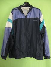 Veste Adidas Toile 90'S Nylon Polyamide Vintage Violet marine Jacket - 186 / XL