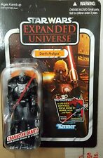 STAR WARS VINTAGE COLLECTION VC96 OLD REPUBLIC DARTH MALGUS MOC UNPUNCHED