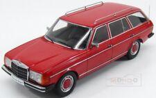 Mercedes Benz E-Class 250T S123 1980 Red KK Scale 1:18 KKDC180092 180102 Model