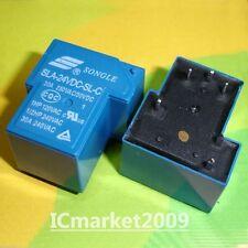 5 PCS SLA-24VDC-SL-C 24V DC DIP-6 SONGLE Power Relay PCB Type