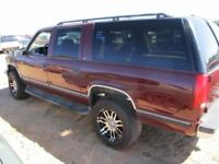Automatic Transmission Classic Style 4WD Fits 98-00 TAHOE 74794