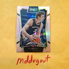 OMER ASIK #78 PELICANS Select pink Prizm 16/20 made 2015/16 2016 Panini National