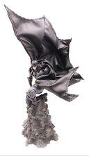Black Faux Leather Cape for Revoltech Amazing Yamaguchi Batman (No Figure)