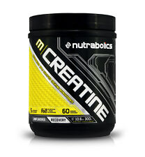 Nutrabolics Micronized Creatine Monohydrate  -Lean Muscle Growth (60 Servings)